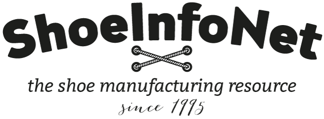 Black logo of Shoeinfonet